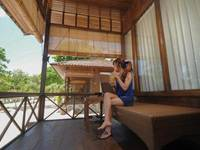 Sylvia Resort Komodo Flores - One Bedroom Beach View Villa Super Saver !!