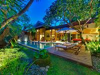 Villa Kinaree Estate Seminyak - Three Bedroom Villa with Private Pool Regular Plan