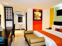 Ozz Hotel Kuta Bali - Deluxe Double Room Only Regular Plan