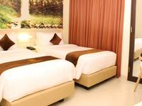 The Himana Malang (Malang City Point) Malang - Superior Twin Room Only Superior Room Only Free Welcome Drink