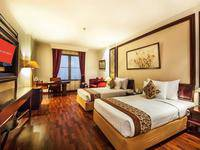 Arion Swiss-Belhotel Bandung - Business Twin Room Only Regular Plan
