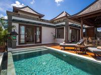 Visesa Ubud Resort Bali - Two Bedroom Pool Sky Villa Room Only Regular Plan