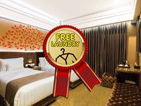 KJ Hotel Yogyakarta Yogyakarta - Superior Twin Room and Laundry Regular Plan