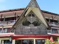 Hotel Ambaroba Resort di Samosir/Samosir