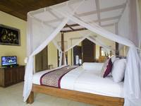 Pajar House Ubud Bali - Deluxe Room Regular Plan