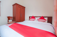 OYO 162 MS Residence Jakarta - Standard Double Limited Time Deal 53%