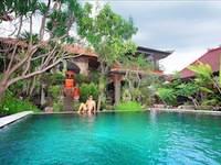Pendawa Gapura Hotel di Bali/Kuta