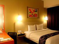 Aquarius Boutique Hotel Sampit Sampit - Deluxe Double Room Regular Plan