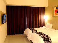 Aquarius Boutique Hotel Sampit Sampit - Deluxe Twin Room Regular Plan