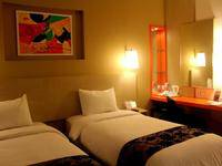 Aquarius Boutique Hotel Sampit Sampit - Deluxe Twin Room APPS Regular Plan