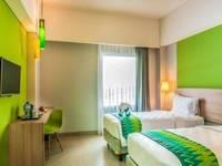 Kyriad Pesonna Hotel Gresik Gresik - Deluxe Pesonna Room Regular Plan
