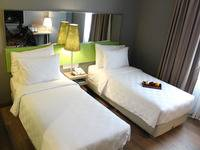 Pesonna Hotel Gresik - Deluxe Pesonna Twin Room PROMO 5%