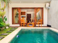Delu Villas and Suite Bali - One Bedroom Pool Villa - With Breakfast Regular Plan