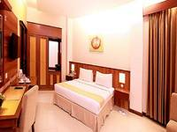Karang Sentra Hotel Bandung - Kamar Deluxe Regular Plan