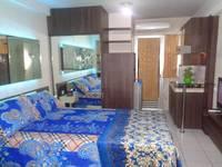 Kalibata City Apartment Alva Room Jakarta - 2 Bedroom Deluxe with Pool Room Only Regular Plan