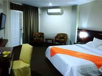 Hotel Dyan Graha Pekanbaru - Deluxe Room Regular Plan