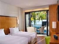Dekuta Boutique Hotel Bali - Superior dengan sarapan  Basic Deal Discount 55%