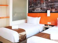 Hotel Bliss Soetta Semarang by IHM Semarang - Deluxe Twin - with Breakfast Regular Plan