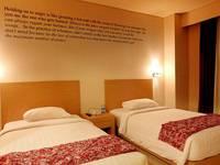 The Tusita Hotel Bali - Kamar Deluxe Tanpa Sarapan Basic Deal