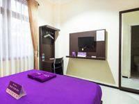 Tinggal Standard Taman Borobudur Malang Malang - Deluxe Room Romantic Stay - 50%