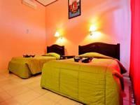 Pesona Beach Inn Bali - Standard Triple AC Regular Plan