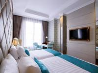 Park View Hotel Bandung - Super Deluxe Twin With Breakfast Regular Plan