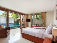 Villa Lea - One Bedroom Villa, Private Pool Regular Plan