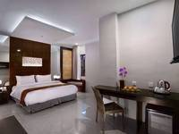 Permata Kuta Hotel Bali - Junior Suite Room Free Airport Transfer One Way Night Sale Promotion
