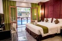 Permata Kuta Hotel Bali - Deluxe Pool Access Room Only Last Minute 30% OFF