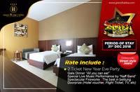 Grand Hatika Hotel Belitung - Grand Superior Twin Room Only Regular Plan