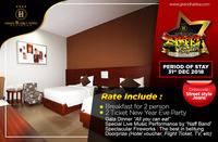 Grand Hatika Hotel Belitung - Kamar Superior Twin (tanpa jendela) Regular Plan