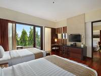 Seminyak Beach Resort Bali - The Garden Wing Room - With Breakfast Regular Plan