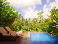 Ubud Green Ubud - One Bedroom Pool Villa  Regular Plan