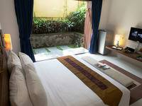Ubud Green Ubud - Two Bedroom Duplex Suite Regular Plan
