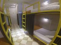 Bedplus Backpacker Seminyak Bali - 12 Beds Dormitory - Harga untuk 1 Tempat Tidur Regular Plan