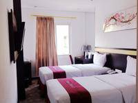 Gino Feruci Kebon Jati - Superior Room Only  Deal of the day 8% off!