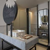 GAIA Cosmo Hotel Jogja - Deluxe Twin With Breakfast Regular Plan