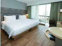 Santika Premiere Beach Resort Belitung Belitung - Deluxe Double Room Offer Last Minute Deal 2019