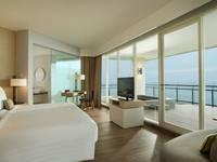 Santika Premiere Beach Resort Belitung Belitung - Executive Suite Room King Regular Plan