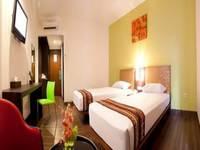 Hotel Grand Anugerah Bandar Lampung - Deluxe Twin Bed Room Regular Plan