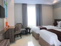 Tara Hotel Yogyakarta - Deluxe Twin Room Only Save 10% With 20% F&B Discount
