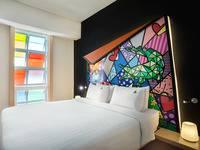 MaxOne Hotel Surabaya - Happiness King Bed Room Only 12feb-31Juli PROMO