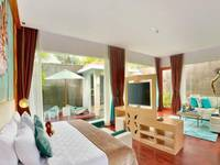 The Leaf Jimbaran - SPEARMINT Familiy One Bedroom Pool Villa Menit terakhir