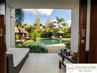 Villa Diana Bali - 3 Bedroom Villa Regular Plan