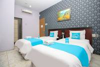 Airy Medan Helvetia Tengku Amir Hamzah 38 - Superior Twin with Breakfast Regular Plan