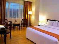 Rocky Plaza Hotel Padang - Superior King Room Only Regular Plan