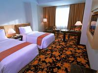 Rocky Plaza Hotel Padang - Kamar Deluxe Twin Regular Plan