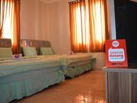 NIDA Rooms Jamin Ginting Berastagi - Double Room Double Occupancy App Sale Promotion