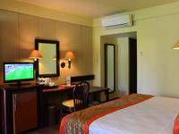 Kila Senggigi Beach Hotel Lombok - Deluxe Seaview Room Regular Plan