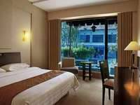 Rattan Inn Banjarmasin - Deluxe Pool Terrace Room Breakfast Regular Plan